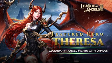 Theresa from League of Angels III