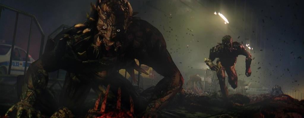 Dying Light gameplay footage of volatiles