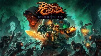 Battle Chasers: Nightwar logo