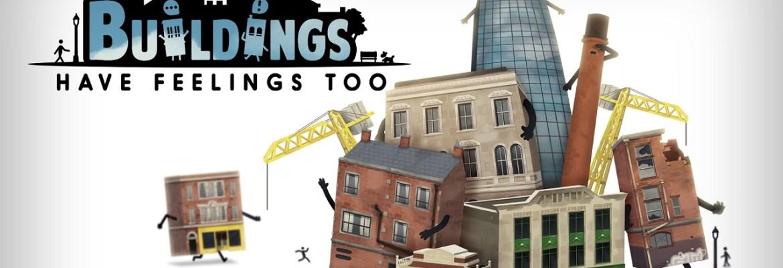 Buildings Have Feelings Too logo