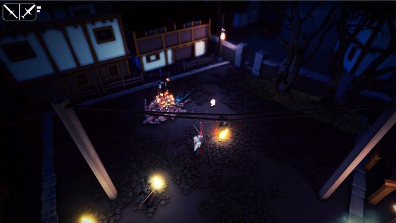 Fall of Light Darkest Edition gameplay
