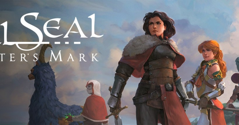 Fell Seal: Arbiter's Mark logo