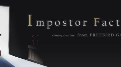 Imposter Factory logo