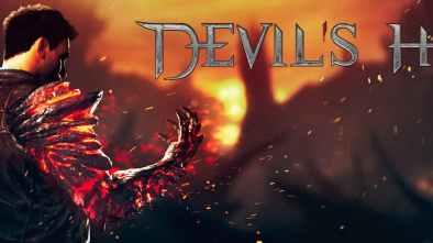 Devil's Hunt logo