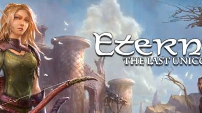 Eternity: The Last Unicorn logo