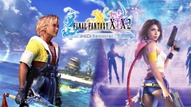 inal Fantasy X / X-2 HD Remaster logo