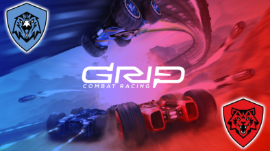 GRIP: Combat Racing logo