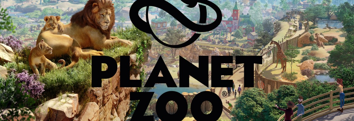 Planet Zoo - Zoo Simulation game