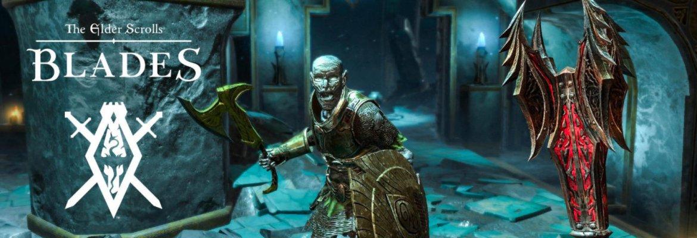 The Elder Scrolls Blades logo