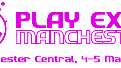 Play Expo Manchester 2019 logo