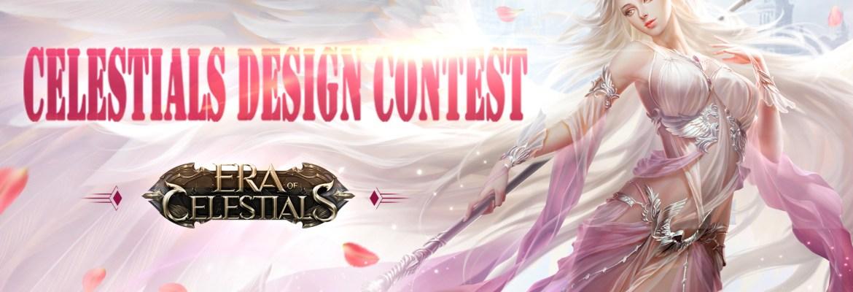 Era of Celestials Celestial Design Contest logo