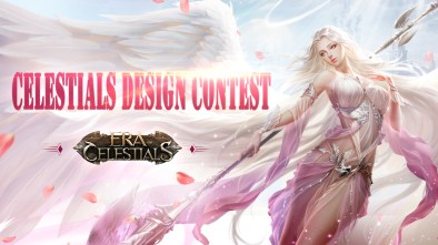 Era of Celestials Celestial Design Contest logo