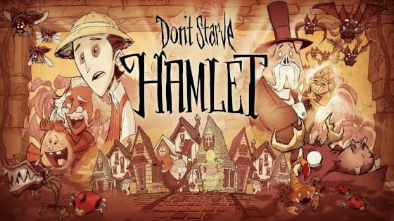 Don't Starve: Hamlet logo