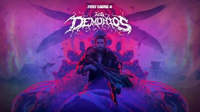 Just Cause 4 Los Demonios DLC logo