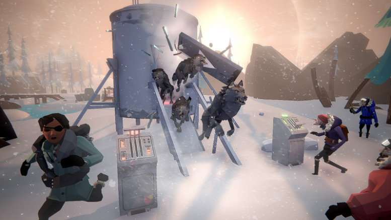 Project Winter gameplay ahead of their Pre-Launch Sale