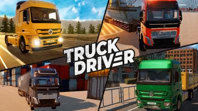 Truck Driver logo