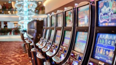 Slot Machines similar to Book of Ra found in a Casino