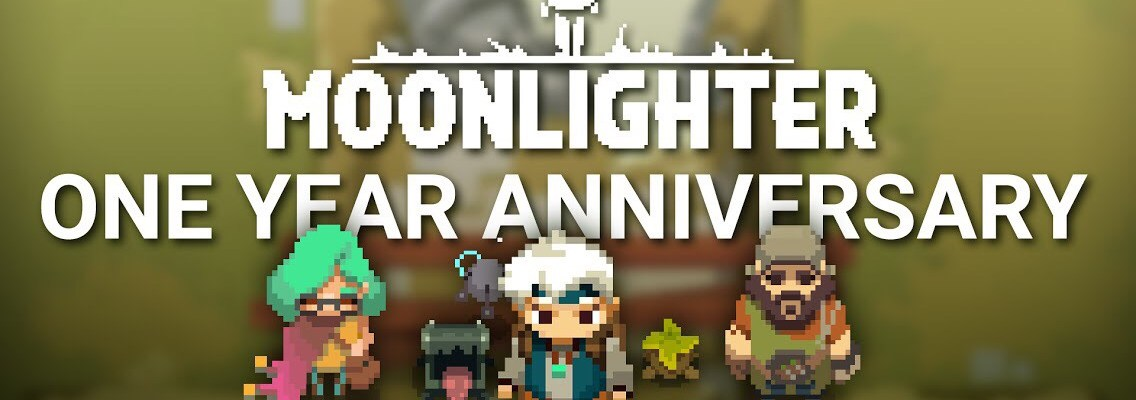 Moonlighter Celebrates it's 1 year anniversary with a teaser for their Between Dimensions DLC