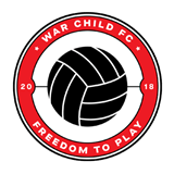 War Child FC badge