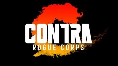 Konami Contra: Rogue Corps logo