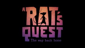 A Rat's Quest The Way Back Home logo