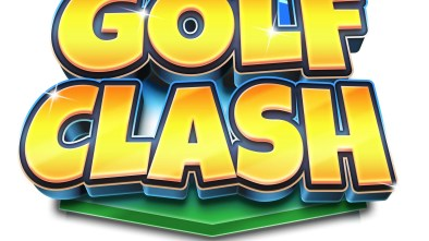 Golf Clash Logo for the open championship