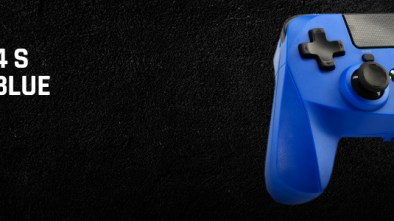 GAME:PAD 4S WIRELESS (BLUE) header image