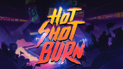Hot Shot Burn logo