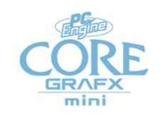 PC Engine Core Grafx mini logo