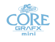 PC Engine Core Grafx mini logo