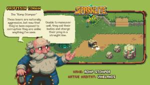 Sparklite's Professor Corwin