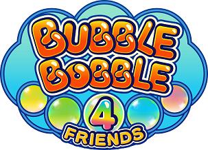 Bubble Bobble logo