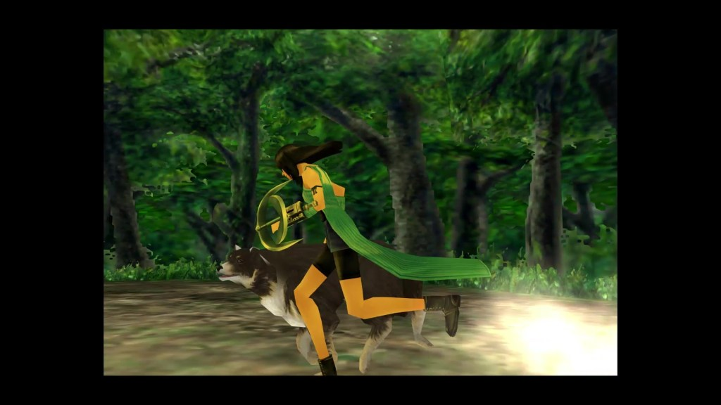 Final Fantasy VIII Remastered International Dog Day Angelo Screenshot 06