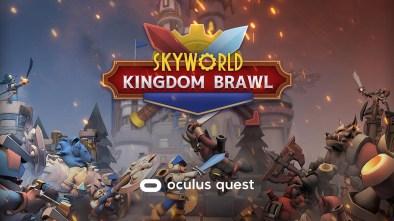 Skyworld: Kingdom Brawl logo
