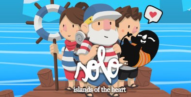 Solo: Islands of the Heart logo