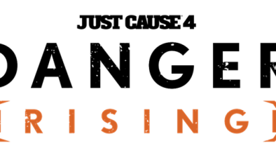 Just Cause 4: Danger Rising DLC logo