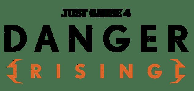 Just Cause 4: Danger Rising DLC logo