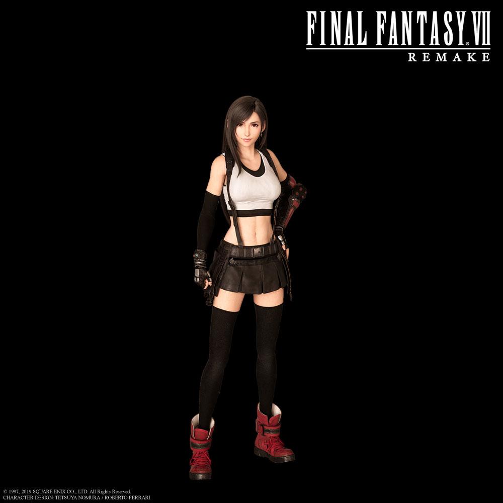 from Final Fantasy VII Remake