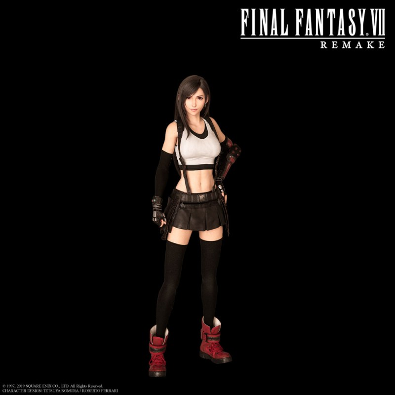 from Final Fantasy VII Remake