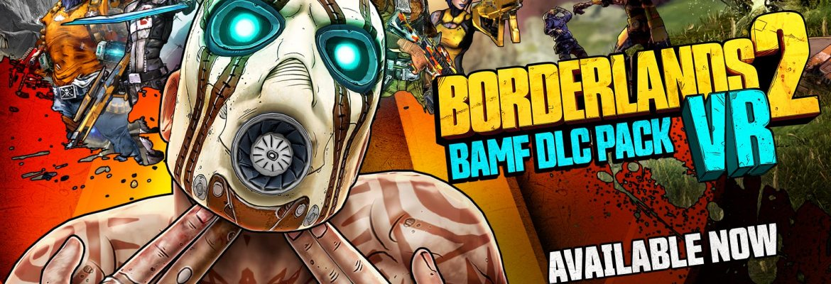 Borderlands VR logo