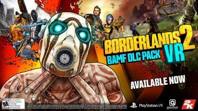 Borderlands VR logo