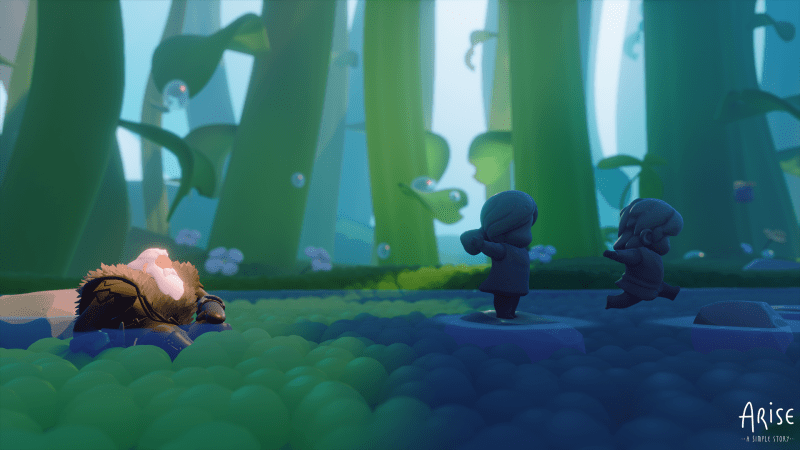 Arise: A Simple Story Screenshot in Forest