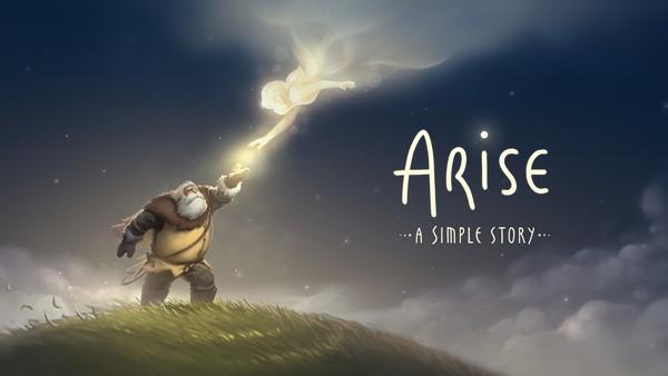 Arise: A Simple Story logo art
