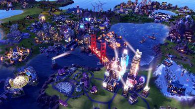 Civilisation VI Expansion Bundle City Success