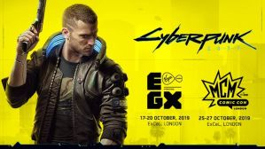 Cyberpunk 2077 at EGX and MCM Comic Con London