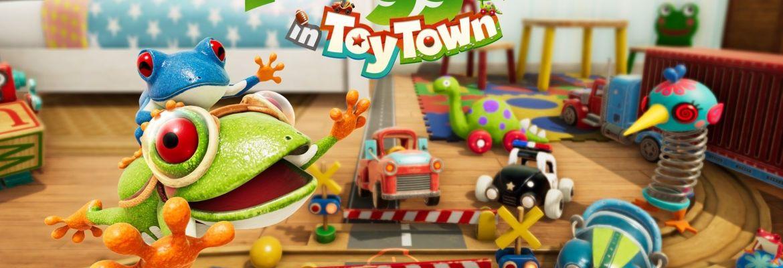 Frogger logo