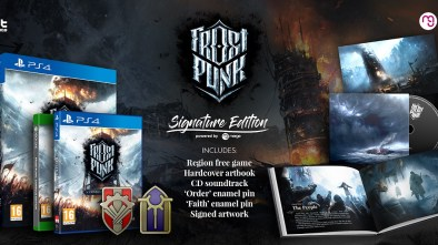 Frostpunk: Console Edition available to preorder now on Xbox One and PS4