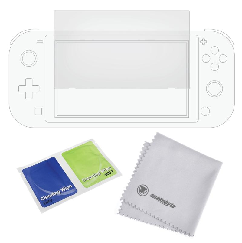 snakebyte SCREEN:SHIELD Pro for Nintendo Switch Lite