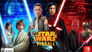 Star Wars Pinball logo