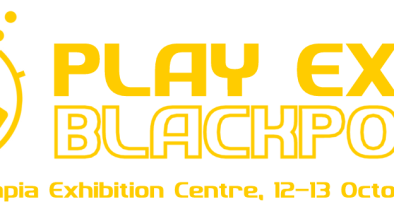 PLAY Expo Blackpool logo 2019